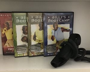 Billy's BootCamp DVDs for Sale in St. Louis, MO