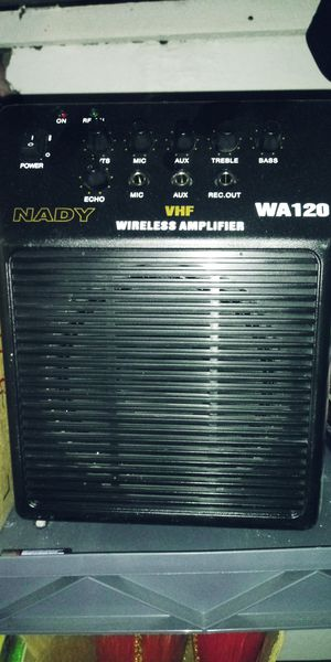 Wireless amplifierb for Sale in Akron, OH