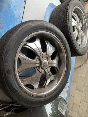 22 inch rims/wheels for Sale in La Habra, CA
