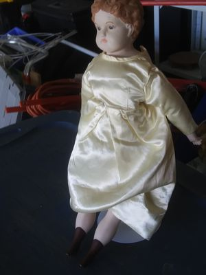 Antique porcelain doll for Sale in London, OH