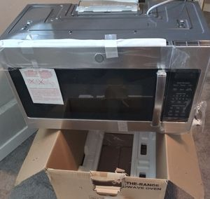 GE over the Range Microwave in Stainless steel for Sale in Federal Way, WA