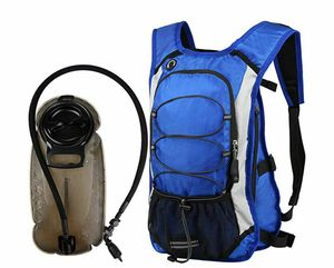 Hydration Backpack 2.5L Water Bladder Bag Hydration Pack for Hiking Cycling for Sale in San Dimas, CA