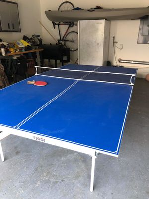 Ping Pong table / Table Tennis for Sale in Portsmouth, VA