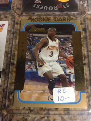 Baseball, basketball cards 10 Dwyane Wade cards $17 for Sale in West Carson, CA