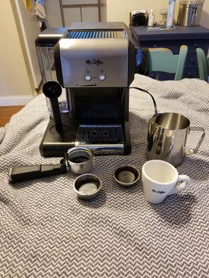 It's a Mr Coffee pump espresso maker for Sale in Columbus, OH