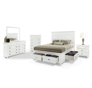 Everything for $399 Dresser, queen bed and mattress for Sale in New York, NY