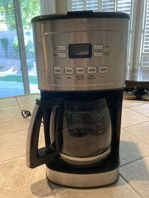 Cuisinart 14 Cup Stainless Steel Coffee Maker for Sale in Fresno, CA