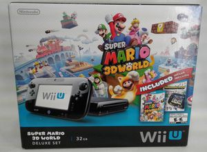 Nintendo Wii U 32 GB Deluxe with 100 Games for Sale in Pittsburg, CA