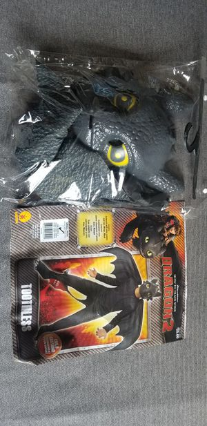 Toothless Dragon Costume for Sale in Olney, MD