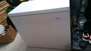 Haier freezer for Sale in Port St. Lucie, FL