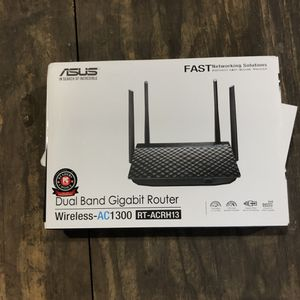Asus Router AC1300 for Sale in Lynwood, IL