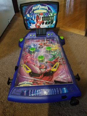 Vintage power rangers small arcade game for Sale in Los Angeles, CA