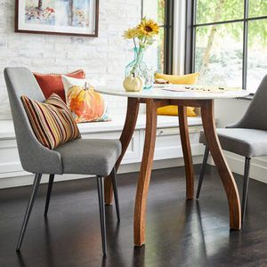 Pier 1 genuine marble bistro table for Sale in Brooklyn, NY