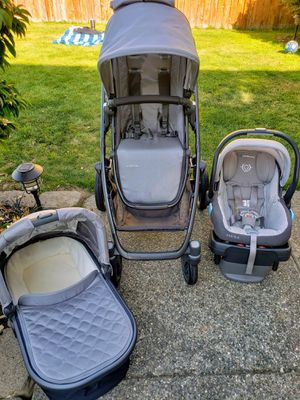UPPAbaby Vista travel system for Sale in Everett, WA