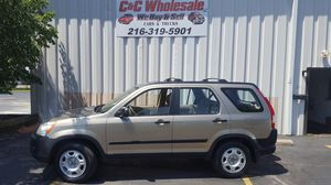 2006 honda crv lx awd. 143k for Sale in Cleveland, OH