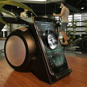 Fast Wireless Charging with Bluetooth Speaker for Sale in Dallas, TX