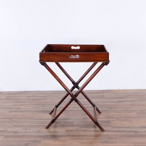 Vintage Butler's Folding Tray Table (1030463) for Sale in South San Francisco, CA