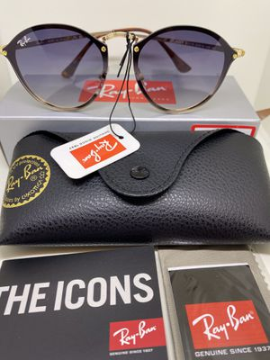 Ray-Ban 3574-N 59-14 145 Blaze Round for Sale in North Miami, FL