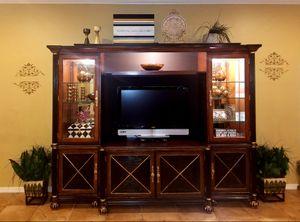 A.R.T. Furniture entertainment center for Sale in Estero, FL