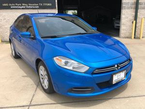 2016 Dodge Dart for Sale in Houston, TX