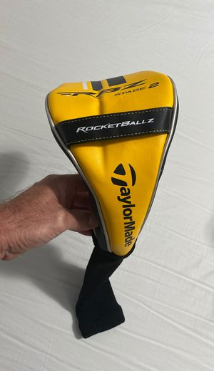 Taylormade RBZ Stage 2 driver headcover for Sale in Cleveland, TN