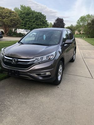 2016 Honda CRV EX 84K miles Clean Title Good Condition. for Sale in Dayton, OH