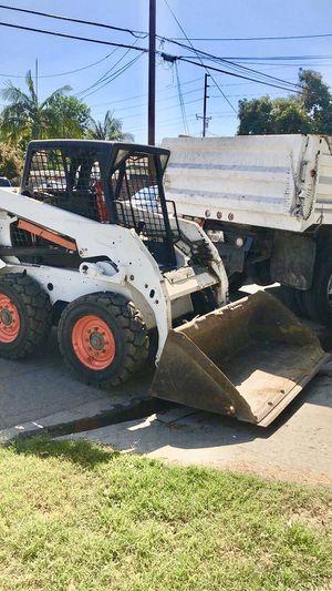 Bobcat Skid steer tractor for Sale in Jurupa Valley, CA