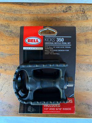 Bell kicks 350 bike pedal set for Sale in Miami, FL