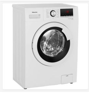 Hisense Wm 8012s 8kg front loader Automatic washing machine for Sale in Phoenix, AZ