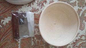 Benneton bread proofing basket NEW for Sale in Brandon, FL