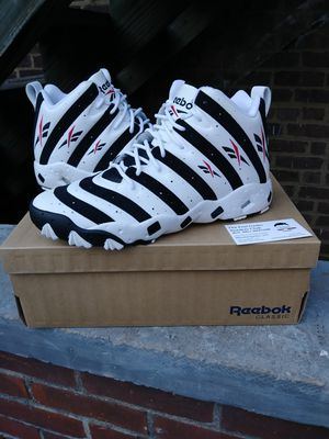 Reebok Classic Tech Big Hurt Frank Thomas Mens Shoes Size 11 New with Box for Sale in Cleveland, OH