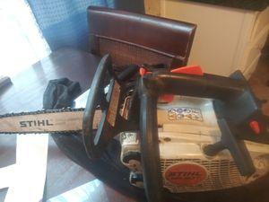 Chain saw ms 193 t for Sale in Kilgore, TX