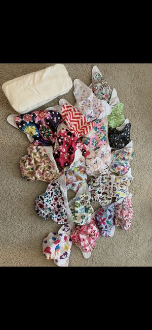 Cloth diapers for Sale in Chapin, SC