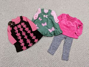 Girls 24 month dressy & casual fall/winter outfits for Sale in Dulles, VA