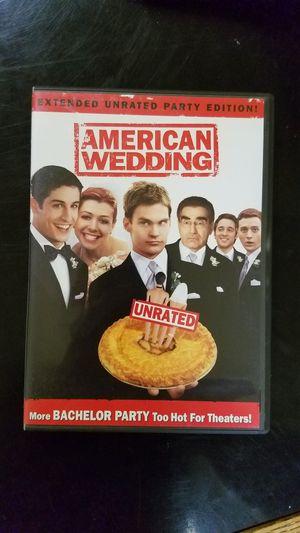 American Wedding for Sale in Muncy, PA