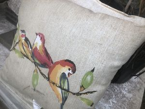 Patio furniture pillows (2) for Sale in Atlanta, GA