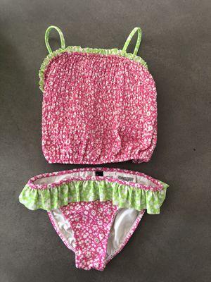 Ralph Lauren little girls tankini two piece swimsuit for Sale in Redondo Beach, CA