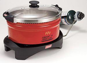 Coleman Heat N Serve propane pot for Sale in Highland, CA