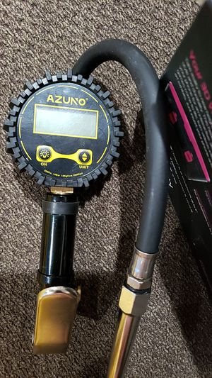 4.1 out of 5 stars69Reviews AZUNO Digital Tire Inflator with Gauge, 200 PSI for Sale in Ontario, CA