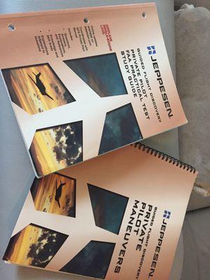 Jeppesen private pilot FAA study guide for Sale in Navarre, FL