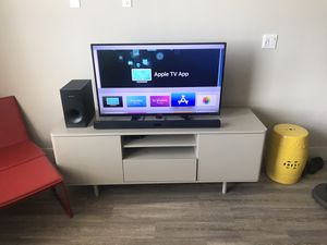 Ikea TV Stand Like New for Sale in Austin, TX