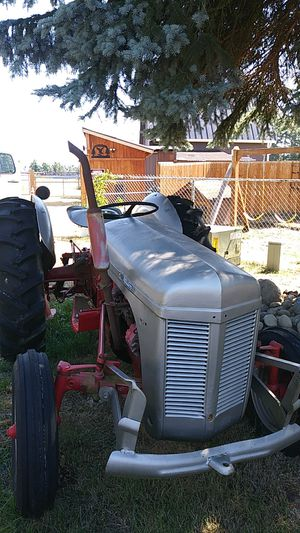 Ferguson TO-20 A FARM TRACTOR for Sale in Tacoma, WA