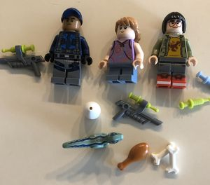 LEGO Minifigure Jurassic World Lot C for Sale in Safety Harbor, FL