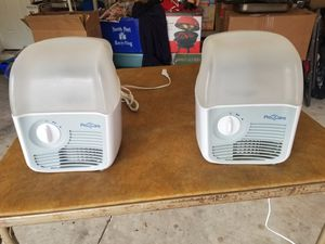 2 humidifiers for Sale in North Port, FL