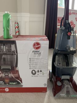 Hoover Vacuum, Carpet Washer for Sale in Renton,  WA