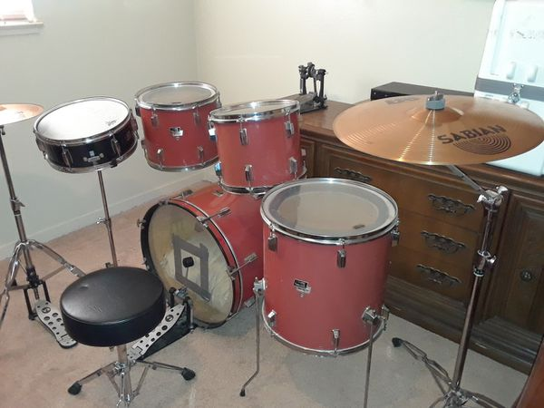 cb drums