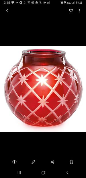Scentsy Christmas Glow warmer for Sale in Houston, TX