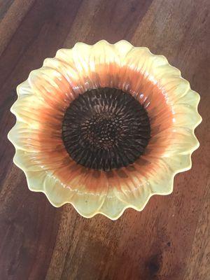 Sunflower Ash Tray for Sale in Corona, CA