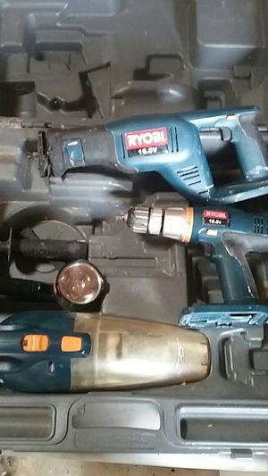 Ryobi 18v tool power setup for Sale in Columbus, OH