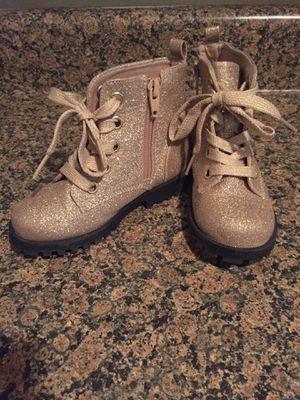 Toddler Girl Boots for Sale in Jonesboro, GA
